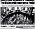 #Accaddeoggi 12 dicembre 1969, Piazza Fontana: la strage senza colpevoli