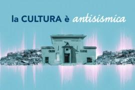 """Teatro Ambra alla Garbatella: """"La cultura è antisismica"""", iniziativa solidale per il Teatro di Amatrice"""