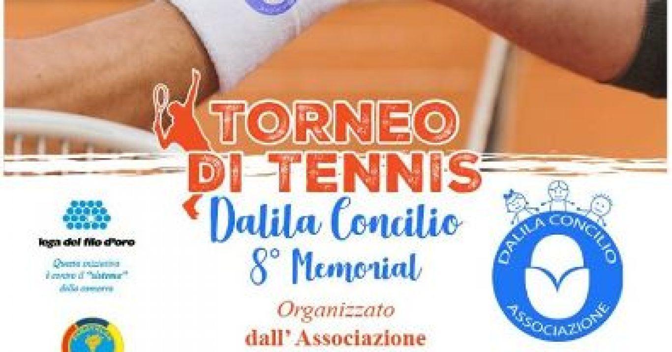 San Sebastiano al Vesuvio (NA), 15 settembre – 13 ottobre: ottava edizione del Memorial Dalila Concilio