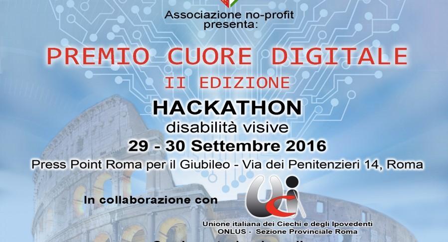 Torna a Roma il Premio Cuore Digitale