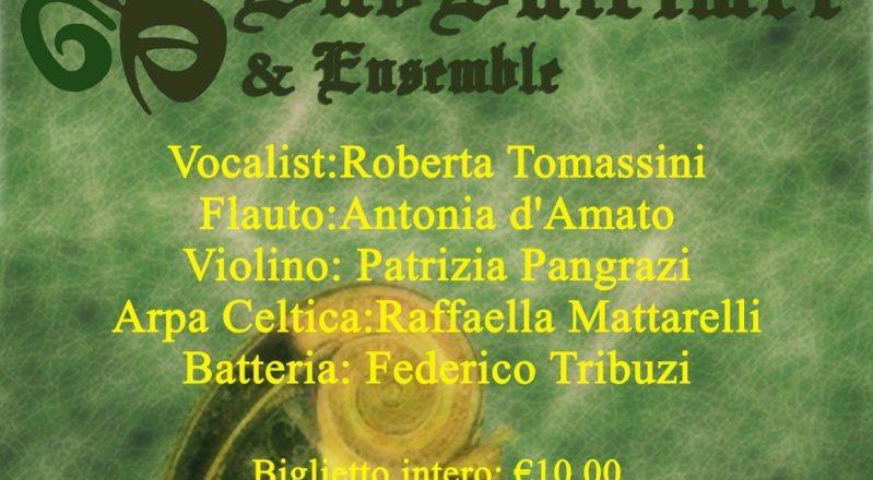 """Teatro del Lido di Ostia (RM), 16 settembre: """"THE MAGIC CELTIC MUSIC & LIAM DOYLE ROMANCE"""""""
