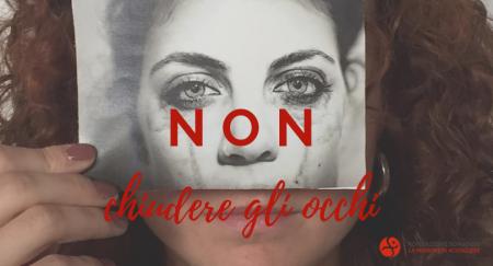 """""""Non chiudere gli occhi"""", fino al 21 luglio: campagna di crowdfunding promossa dalla Fondazione Somaschi contro la violenza sulle donne"""