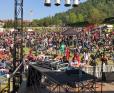 """Festival antirazzista a Pontida sulle note dell'inno """"Gente Do Sud"""""""