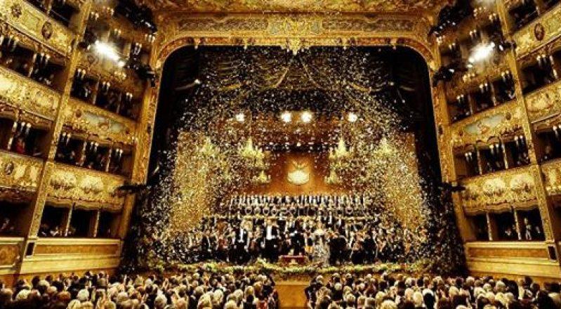"""Concerto di Capodanno La Fenice 2019: """"Luce del mondo e amore!"""""""