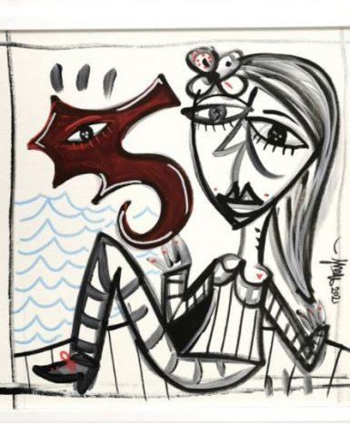Art&Finance: l'astrattismo in chiave pop art di Alessandro Siviglia