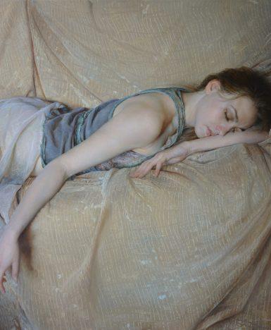 "Art&Finance: Le ""belle addormentate"" dell'iperrealista Serge Marshennikov"